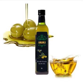阿戈力 西班牙 特级初榨橄榄油 瓶装 礼盒装 食用橄榄油 1L瓶装