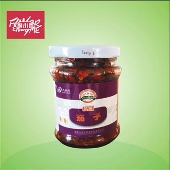 八佳興酵小香之茄子皮,138克佐餐素食滿30元包郵