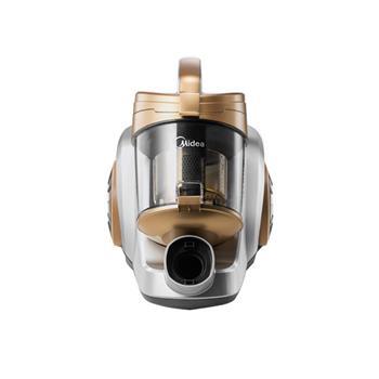 美的(Midea)强力吸尘器家用静音手持吸尘大功率除尘VC12A1-FG