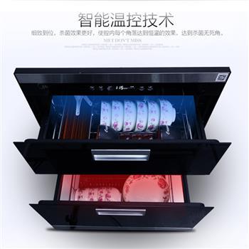 美的  消毒柜  高效杀菌   三重消毒  智能控温