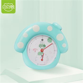 贝贝鸭婴儿房温湿度计高精度 宝宝室温计湿度计SY-D45C