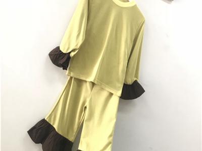 秋季韩版童装洛栀子童装厂家直销